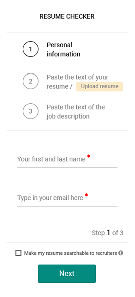 how the free ats resume checker helps you get your next job